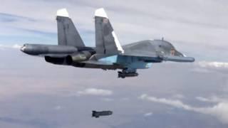 रूस के हवाई हमले