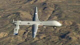 Американский БПЛА MQ-1 Predator