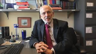 美国智库布鲁金斯学会的资深研究员、朝鲜半岛问题专家波拉克(Jonathan Pollack)