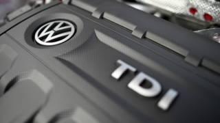 дизельный двигатель Volkswagen