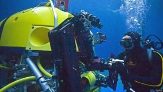 Подводный робот Ariane