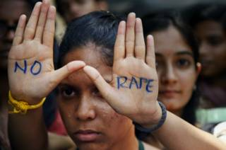 Протест в Дели
