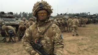 Военный НАТО