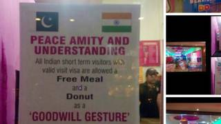 पाकिस्तान में डनकिन डोनट का रेस्त्रां