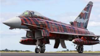 Немецкий Eurofighter