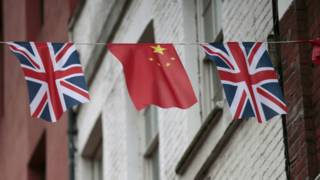 英中两国都期待对方在朋友圈中扮演更重要地位。
