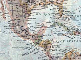 Mapa estereotipos, Jay Simons