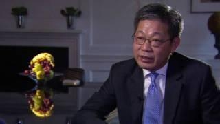 中國廣核集團副總經理鄭東山
