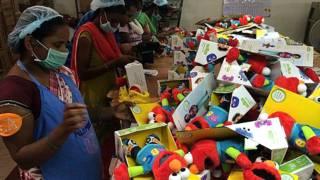 भारत में चीनी कंपनियां