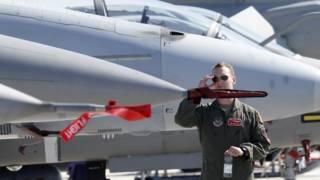 пилот НАТО