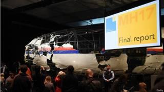 Доклад по MH17