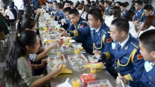 Свидания в армии КНР