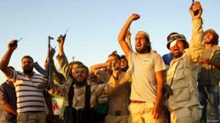 फ्री सीरियन आर्मी