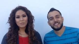 Tania Reza y Enrique Tovar