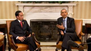 Jokowi Obama
