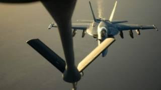 美國與盟軍自去年開始展開對伊斯蘭國的空襲。