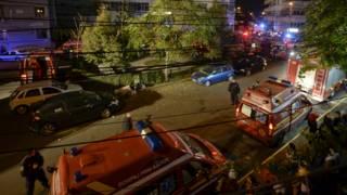 布加勒斯特一家夜總會發生大火,導致至少27人喪生。