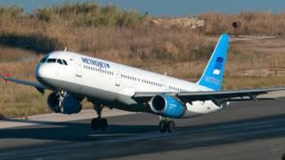 Архівне фото літака А-321