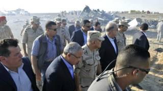 俄埃政府均否認恐怖襲擊 空難原因眾說紛紜