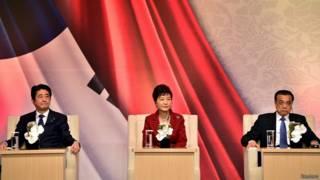 中日首腦首爾會談 兩國關係官冷民熱
