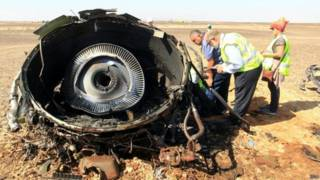रूस का विमान दुर्घटनाग्रस्त