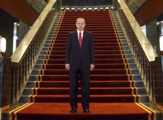 президент Ердоган