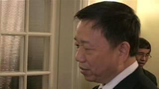 Thượng tướng Tô Lâm
