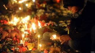 Мемориал жертвам катастрофы А321