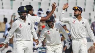 भारत और दक्षिण अफ़्रीक़ा मैच