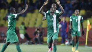 nigeria under 17 team