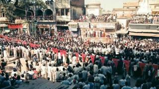 राम मंदिर आंदोलन