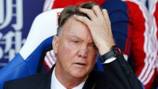 لويس فان خال لجماهير يونايتد: انتقدوني أنا لا اللاعبين