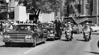 Президент Кеннеди в Далласе