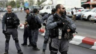 اسرائیلی پولیس
