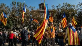 Каталонія: парламент підтримав початок відокремлення від Іспанії