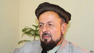 د کندوز چارسمبالی والي حمدالله دانشي
