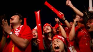 NLD Party Supporters