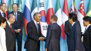 """Саммит """"Большой двадцатки"""""""