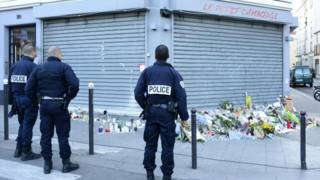 """Brasileiros atingidos por tiros em Paris serviram de """"escudo"""" para o resto do grupo"""