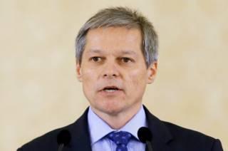 Дачиан Чолош, новый премьер-министр Румынии