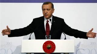 إردوغان: لا يمكن للأسد أن يضطلع بأي دور في مستقبل سوريا