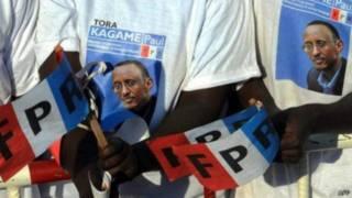 Kwiyamamaza kwa Paul Kagame