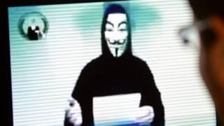 """¿Qué significa la declaración de """"guerra cibernética"""" de Anonymous a Estado Islámico?"""