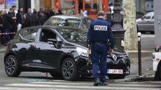 """""""Nueve atacantes"""": la policía busca a nuevo sospechoso de los ataques de París"""