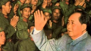 Мао Цзэдун с военными