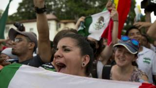 Флаги Мексики