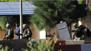 Зазват заложников в Мали