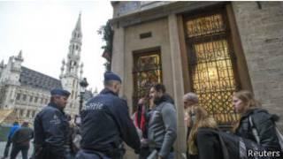 Brussels Terror Raids