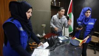 Gidan radion Falasdina a Hebron
