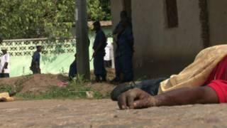 Ubwicanyi mu Burundi